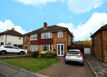 Thumbnail 3 bed semi-detached house for sale in Dale Road, Swanley, Kent