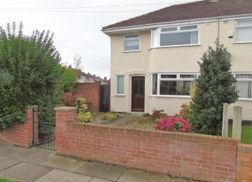 Thumbnail 3 bed semi-detached house for sale in Sedbergh Avenue, Liverpool