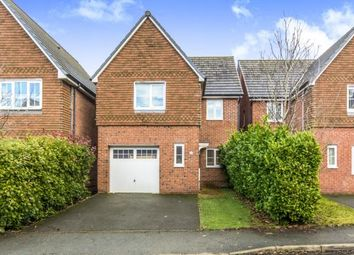 Thumbnail 4 bedroom detached house for sale in Cover Drive, Rochdale, Greater Manchester