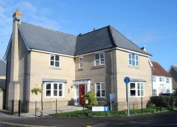 4 bed link-detached house for sale in Matchett Drive, Mylands, Colchester CO4