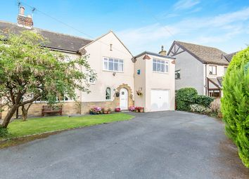 Thumbnail 5 bed semi-detached house for sale in Lowther Drive, Garforth, Leeds