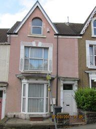 Thumbnail 2 bedroom flat to rent in Glanmor Road, Uplands, Swansea