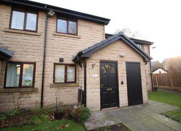 Thumbnail 2 bed flat for sale in Highfield Gardens, Hollingworth, Hyde