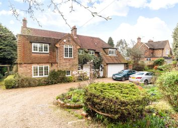 Thumbnail 5 bed detached house for sale in Highlands Road, Farnham, Surrey