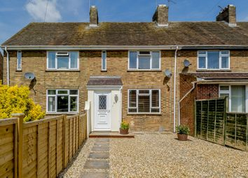 Thumbnail 2 bed terraced house for sale in Thorney Park, Wroughton, Swindon, Wiltshire
