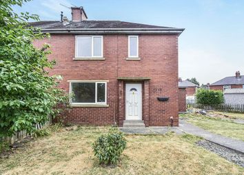 Thumbnail 3 bed semi-detached house for sale in Calder Avenue, Royston, Barnsley