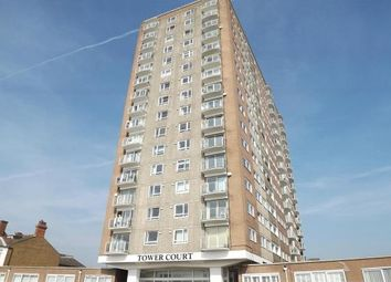 Thumbnail 2 bed flat to rent in Tower Court, Westcliff Parade, Westcliff-On-Sea