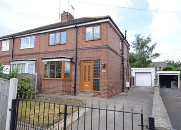Thumbnail 3 bed semi-detached house for sale in Churchbalk Lane, Pontefract