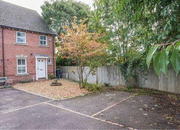 Thumbnail 4 bed end terrace house for sale in Bevan Close, Warmington