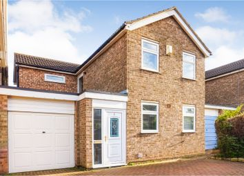 Thumbnail 4 bed link-detached house for sale in Jermyn Mews, Washingborough