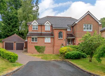 Thumbnail 5 bed detached house for sale in The Badgers, Barnt Green, Worcestershire