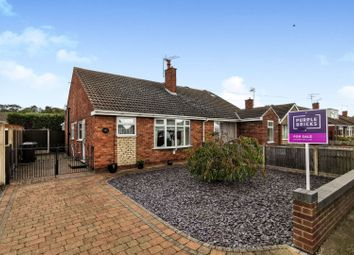 Thumbnail 2 bed semi-detached bungalow for sale in Broadway, North Hykeham, Lincoln