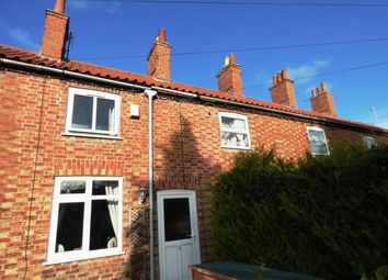 Thumbnail 2 bed terraced house for sale in Paradise Row, Horncastle, Lincolnshire