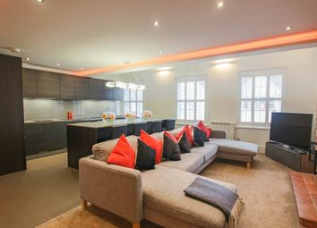 Thumbnail 3 bedroom flat for sale in Ermine Court, Church Street, Buntingford