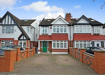 Thumbnail 4 bed semi-detached house for sale in Spencer Road, Sudbury Court Estate, North Wembley, Middlesex