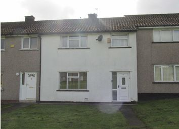Thumbnail 3 bed terraced house to rent in Pine Close, Merthyr Tydfil, Rhondda Cynon Taff