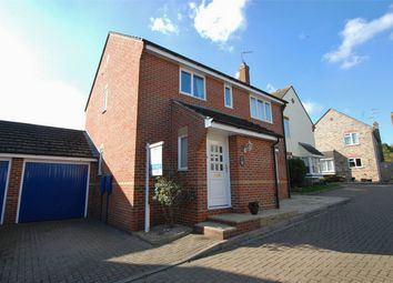 Thumbnail 4 bed detached house for sale in Wagtail Place, Riverside Way, Kelvedon, Colchester