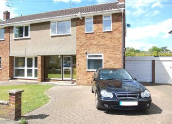 Thumbnail 4 bed semi-detached house to rent in Frogmoor Lane, Rickmansworth