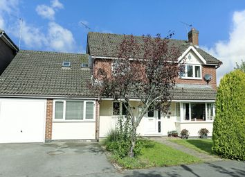 Thumbnail 5 bed detached house for sale in Cherry Gardens, Bishops Waltham, Southampton