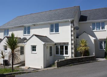 Thumbnail 2 bed terraced house to rent in Grovewood Court, Fraddon, St. Columb