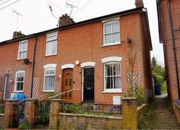 Thumbnail 2 bed terraced house for sale in Castle Road, Ipswich
