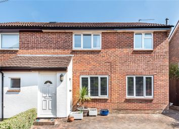 3 bed semi-detached house for sale in Appledown Close, Alresford, Hampshire SO24