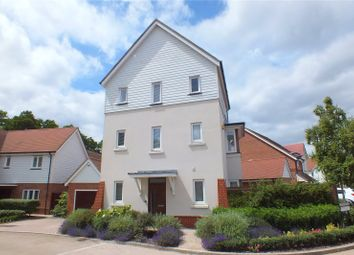 Thumbnail 3 bed detached house for sale in Pennyroyal, Fleet