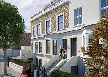 Thumbnail 1 bed property for sale in Ellerslie Road, London