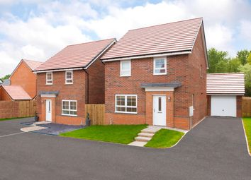"""Thumbnail 4 bedroom detached house for sale in """"Chester"""" at Morgan Drive, Whitworth, Spennymoor"""