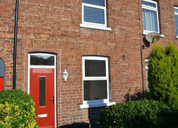 Thumbnail 2 bedroom terraced house for sale in Milton Place, Selby