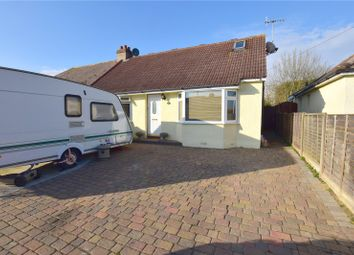 Thumbnail 5 bed bungalow for sale in Berriedale Drive, Sompting, West Sussex