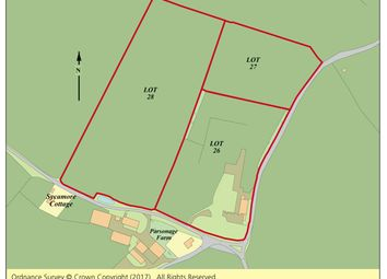 Thumbnail Land for sale in Land Home Farm, Arpinge, Folkestone, Kent