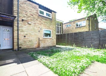 Thumbnail 4 bedroom end terrace house for sale in Hazelwood Close, Cambridge