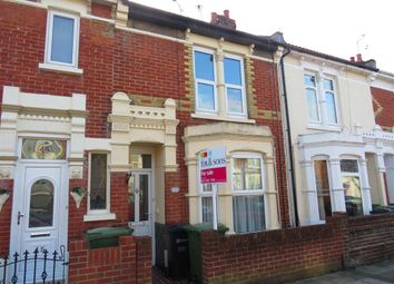 Thumbnail 3 bedroom terraced house for sale in Wallington Road, Portsmouth