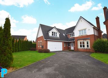 Thumbnail 5 bed detached house to rent in Coppice End Road, Derby