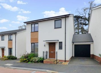 Thumbnail 3 bed detached house for sale in Moorcroft Lane, Hereford