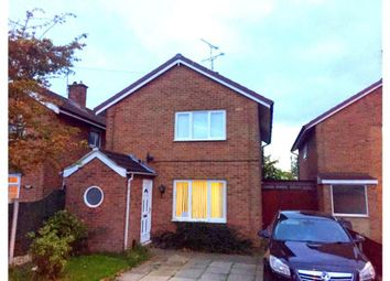 Thumbnail 3 bedroom detached house for sale in Field Lane, Derby, Derbyshire