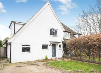 Thumbnail 3 bed semi-detached house for sale in Oxhey Lodge, Green Lane, Watford