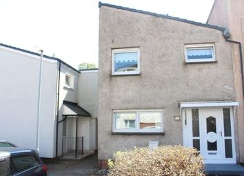 Thumbnail End terrace house for sale in Minard Road, Port Glasgow