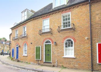Thumbnail 3 bed terraced house for sale in Castle Row, Canterbury