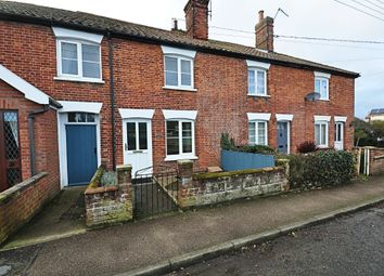 Thumbnail 3 bed terraced house for sale in Mission Road, Diss