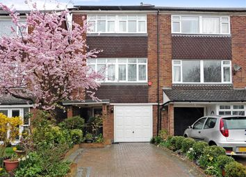Thumbnail 4 bed town house for sale in Copthorne Gardens, Hornchurch, Essex