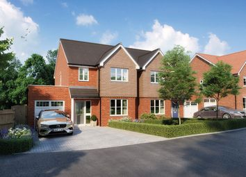 Thumbnail 4 bed semi-detached house for sale in St Francis Close, Aylesbury Road, Tring