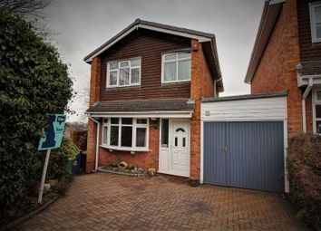 Thumbnail 3 bed detached house for sale in Delafield Way, Rugeley