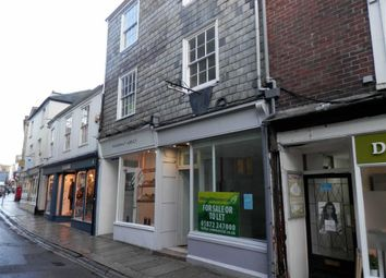 Thumbnail Retail premises for sale in 9, Duke Street, Truro
