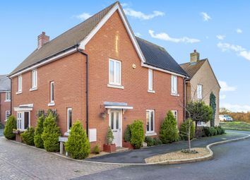 Thumbnail 3 bed detached house for sale in Berryfields, Aylesbury