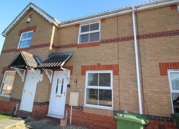 Thumbnail 2 bedroom terraced house for sale in Lupin Road, Lincoln