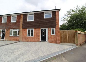 Thumbnail 3 bedroom end terrace house for sale in Franklin Gardens, Hitchin, Hertfordshire