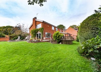 Thumbnail 5 bed detached house to rent in Rawlins Close, Woodhouse Eaves, Loughborough