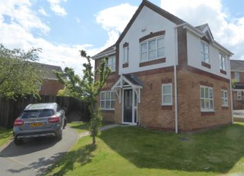 Thumbnail 3 bed detached house for sale in Gleneagles, Wrexham